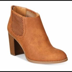 New style & co ankle boots
